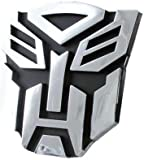3D Transformers Autobots Emblem Car Badge - Chrome Finish Decal