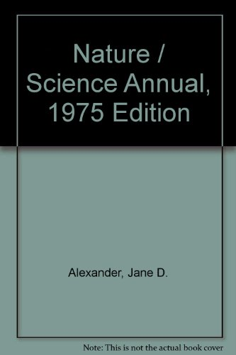 Nature / Science Annual, 1975 Edition