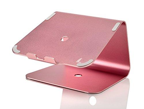 Preisvergleich Produktbild STANDWERT Laptop Halter Premium für Acer Aspire V 15 Nitro - pink