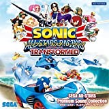 """Sonic & All-Stars Racing TRANSFORMED PS3 WiiU privilege CD """"Sega All-Star Premium Sound Collection"""" [benefits only]"""