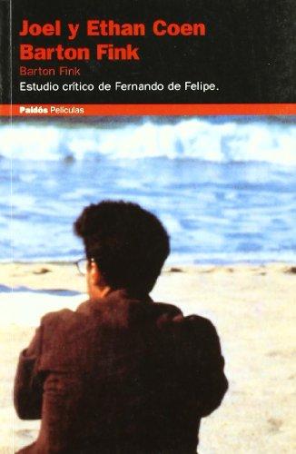 Descargar Libro Joel Y Ethan Coen de Barton Fink