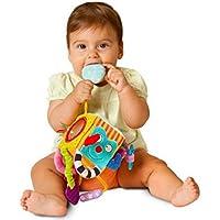 Preisvergleich für Baby-lustiges Spielzeug Kinder pädagogische Hand bunte sensorische Ball Kinder Funnny Hand Ball Spielzeug Geschenk