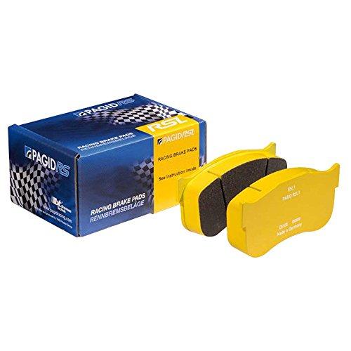 Preisvergleich Produktbild Pagid Racing e8004r2901Set Bremsbeläge e8004RS29