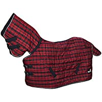 Masta Quiltmasta 350gram Heavyweight Fixed Neck Stable Horse Rug
