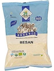 24 Mantra Organic Besan, 500g