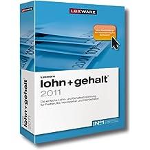 Lexware lohn+gehalt 2011 Erstversion (benötigt  Zusatzupdate ab 01.06.2011)
