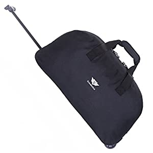 Slimbridge Castletown Ultra Light 0.9 kg Travel Carry On - Cabin Hand Luggage Trolley Suitcase Case Bags with 2 Wheels, Approved for Ryanair, EasyJet, British Airways, Virgin, Flybe and More