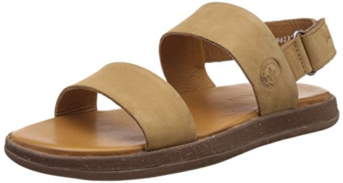 Woodland Men's Camel Leather Sandals - 7 UK/India (41 EU)  available at amazon for Rs.1677