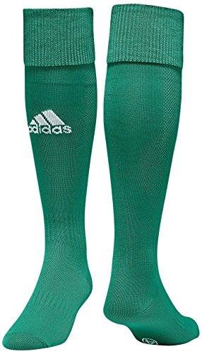 Adidas Milano Fußball Herren Socken,Tw_Gre/Wht, Gr. 47-49 (Herstellergröße: 5)