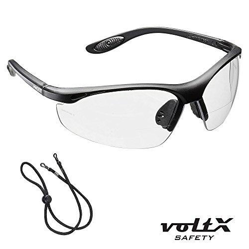 voltX 'CONSTRUCTOR' Occhiali di sicurezza da lettura...
