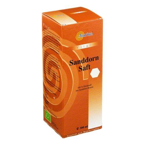 SANDDORN 100% Direktsaft Bio 500 ml