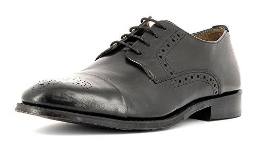 Gordon & Bros , Sandales Compensées homme Noir
