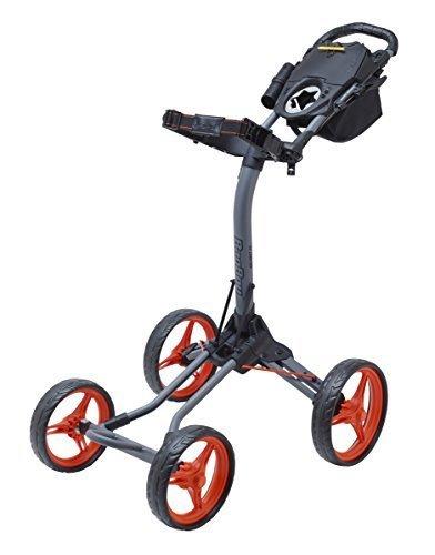 bag-boy-quad-xl-golf-cart-battleship-gray-orange-by-bag-boy