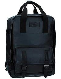 d48078769b Pepe Jeans Black Label Zaino Casual, 42 cm, Nero