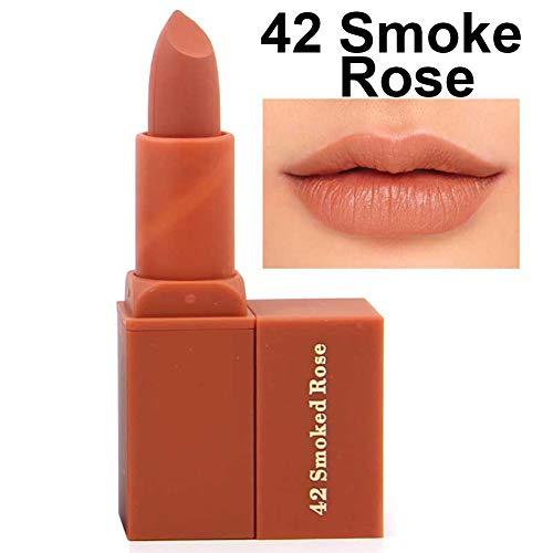 Koreanische Kosmetik Matte Lippenstift ZDLF Make-up Winziger Samt Langlebige Wasserdichte Feuchtigkeitsspendende Lippenbalsam Tattoo Make-up (Lippen Koreanisch Tattoo)