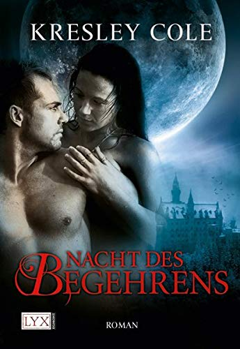 Nacht des Begehrens (Immortals After Dark, Band 1)