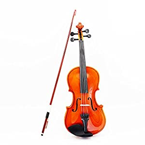 Andoer® Violin Fiddle Basswood Steel String Arbor Bug String Instrument Music Lover Musical Toy Beginners