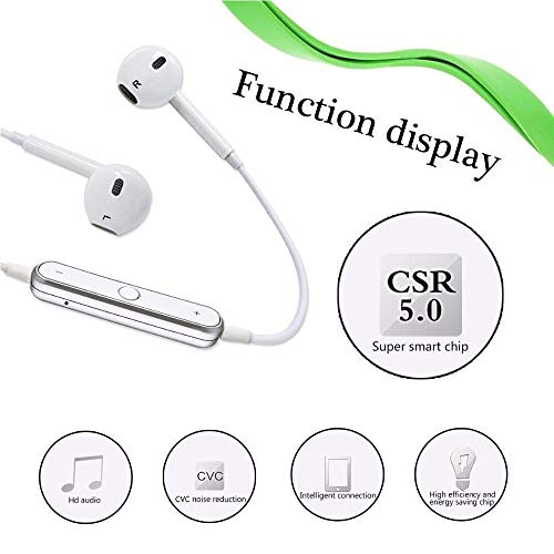 R.S Style S6 Bluetooth Headset with 360 Degree Surround Sound with Active Noise Cancellation Suitable for Apple & Android Devices Image 6