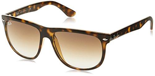 Ray-Ban Unisex - Adulto 4147 Occhiali da sole, Nero (Negro), 56