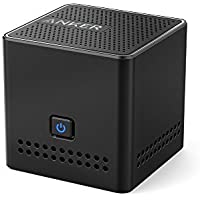 Anker Ultra Portable Pocket Size Mini Wireless Bluetooth Speaker (12 Hour Playtime, NFC Compatibility, Passive Subwoofer) for Smartphones, Tablets, Laptops, PC and All Bluetooth Devices.