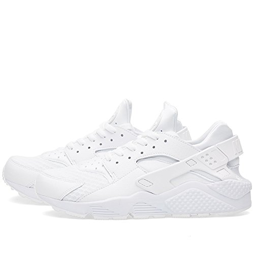 Nike Air Huarache, Baskets Basses Homme, Gris, 41 EU white/white-pure platinum