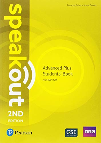 Speakout Advanced Plus 2nd Edition Students Book/DVD-ROM/Workbook/StudyBooster Spain Pack