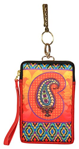 All Things Sundar Multi-Colour Pouch (M02-65)