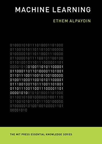 Machine Learning: The New AI (The MIT Press Essential Knowledge Series) por Ethem Alpaydin