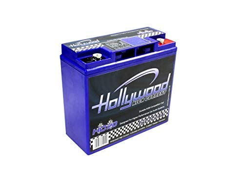 Hollywood HC20 - Batterie - CarHifi Zusatzbatterie Car Audio Batterie