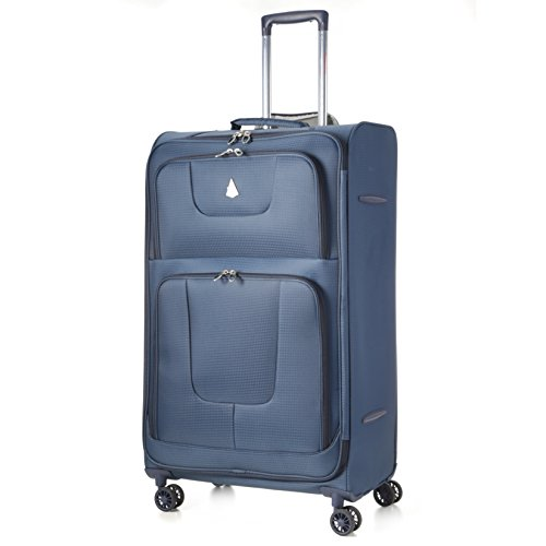 d7c628e0d1 Aerolite Super Lightweight 8 Wheel Spinner Hold Luggage Suitcase Travel  Trolley Case (26