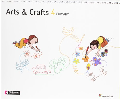 arts-crafts-4-primary-9788468013510