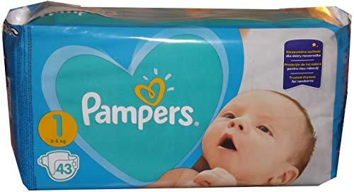 Pañales de marca blanca para recién nacidos PAMPERS