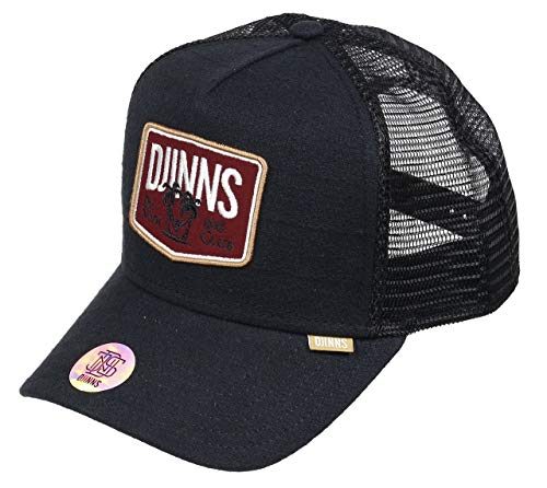 Djinns Trucker Cap Nothing Club Sucker Black Schwarz, Size:ONE Size -