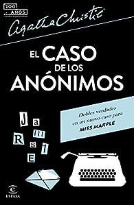 El caso de los anónimos par Agatha Christie