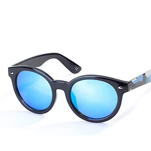 WAQWYQ Gläser Sonnenbrille Frauen Polarized Mode Sonnenbrille Runde Polarisierte Brillen Eyewear Erwachsene PopularHoliday Gläser