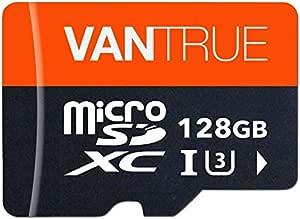 Vantrue 128gb Microsdxc Memory Card Uhs I U3 V30 Class Computers Accessories