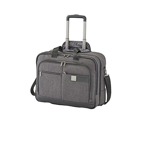 "TITAN Valise trolley business ""Power Pack"" gris Koffer, 48 cm, 43 liters, Grau (Gris)"