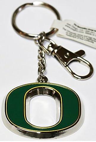 Oregon Ducks Zamac (Metal) Keychain by NFL