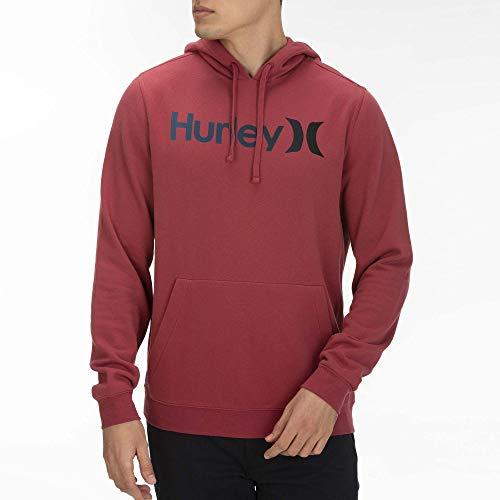 Hurley M O&O Gradient Pullover Sudaderas, Hombre, Cedar, S
