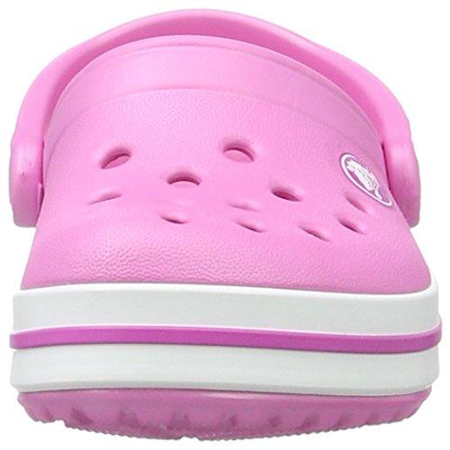 Crocs Crocband Clog K Ptpk, Sabots Mixte Enfant Rose (Party Pink)