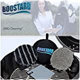 Boostard® BBQ Cleaning Package – bestehend aus: Boostard Monster + Softie + Micro + Bag