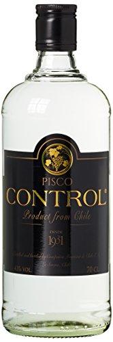 Pisco Control Gran Tresterbrand aus Chile (1 x 0.7 l)