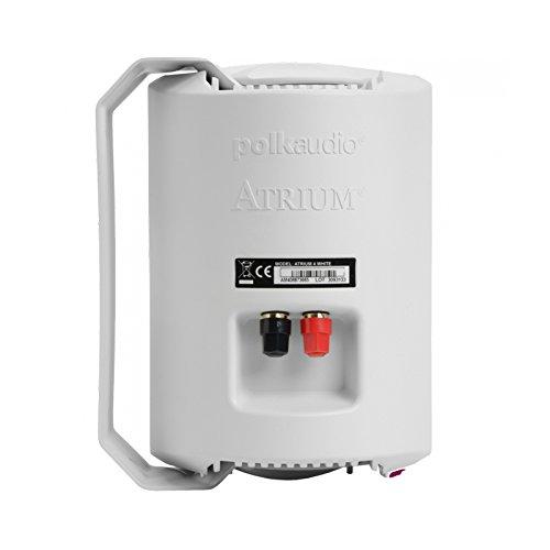 41u5VFMtOcL. SS500  - Polk Audio Atrium 4 Speakers - White