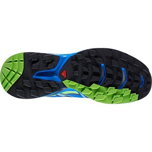 Salomon - Chaussures Trail Wings Pro 2 Homme Salomon BLEU