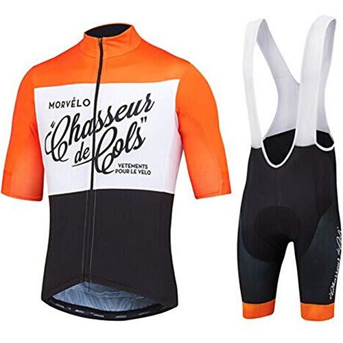 Giochi e giocattoli Qianliuk Maglia da Ciclismo Traspirante Quick Dry Anti-Pilling Anti-Shrink Manica Corta Abbigliamento da Ciclismo Mountain Bike Abbigliamento da Bicicletta Abbigliamento Sportivo Giochi d'imitazione