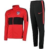 Nike 2019-2020 Atletico Madrid Dry Strike Tracksuit (Red) - Kids
