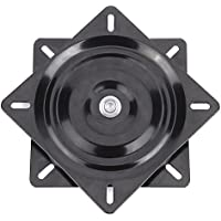 Dometool UK 360 Grad Heavy Duty Bar Hocker Drehstuhl Ersatz Bar Boot Hocker Drehplatte Sitz Swivel Base Mount Plate