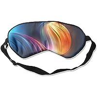 Eye Mask Eyeshade Colorful Pattern Sleep Mask Blindfold Eyepatch Adjustable Head Strap preisvergleich bei billige-tabletten.eu