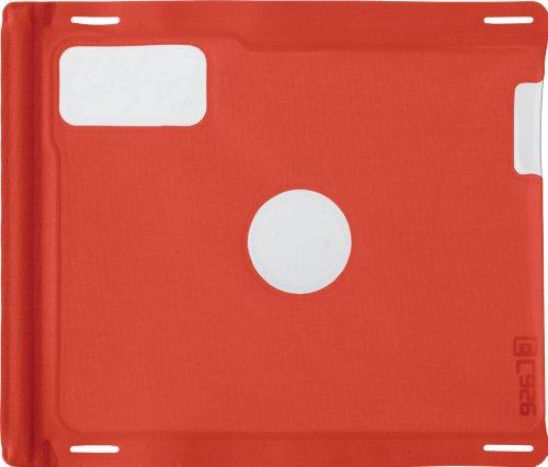 ECase iSeries iPad wasserdichte Schutzhülle rot -