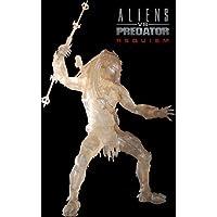 Alien vs. Predator Requiem Serie 3 - Stealth Mode Predator Actionfigur 18 cm [Edizione : Germania]